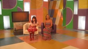EN PLATÓ. TV CANARIA
