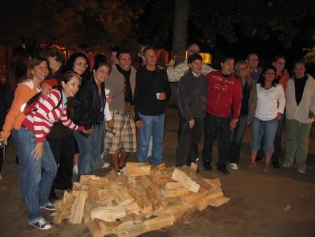 CAMINATA FUEGO. NOV 2009 127