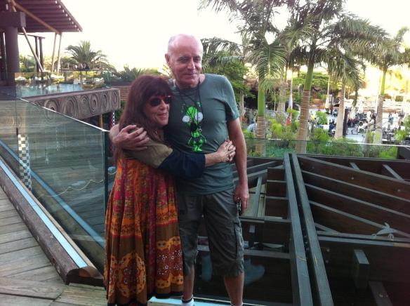 Marilyn y Miguel BLanco (Espacio en Blanco). 2012