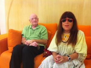 Raymond Moody y Marilyn Rossner
