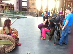 TELEVISION ESPAÑOLA - Entrevista 2012