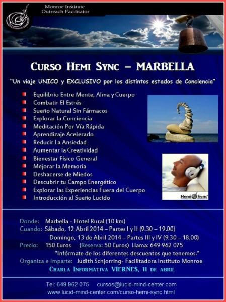 Curso-MARBELLA-2014