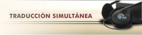 TRADUCCION SIMULTANEA
